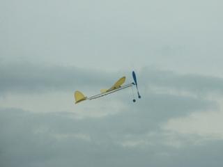 ライトプレーン テスト飛行