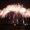 第62回玉島まつり 花火大会 打ち上げ花火